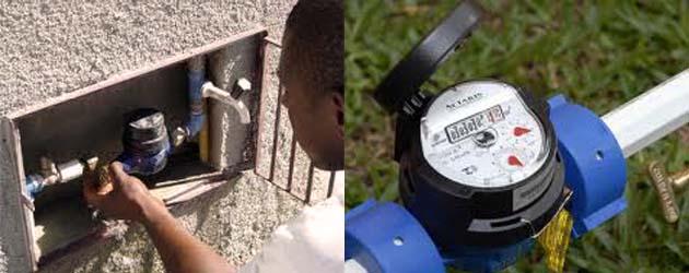 Como solicitar ligação de água e esgoto na construção?